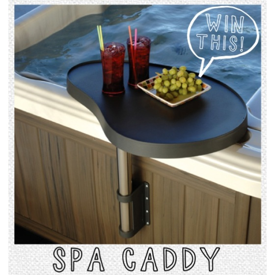 spa caddy