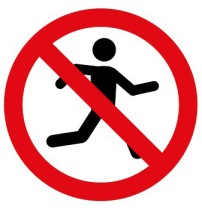 no run