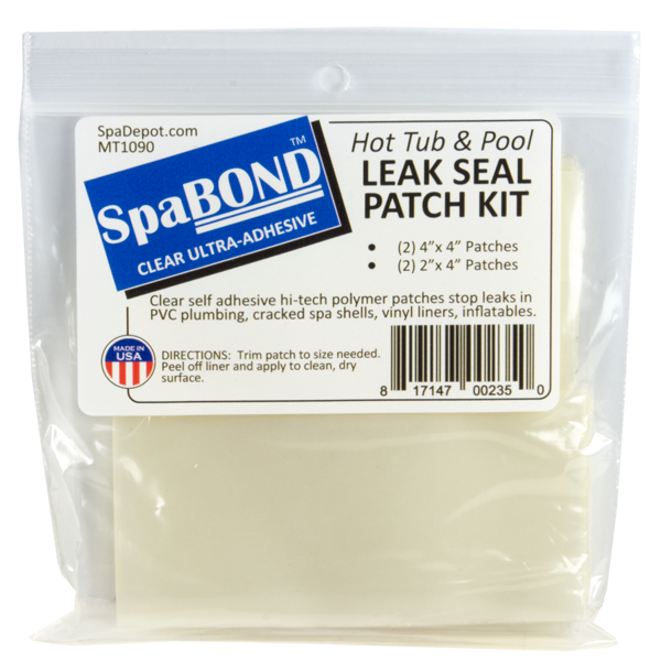 Spa Bond Leak Seal patch kit