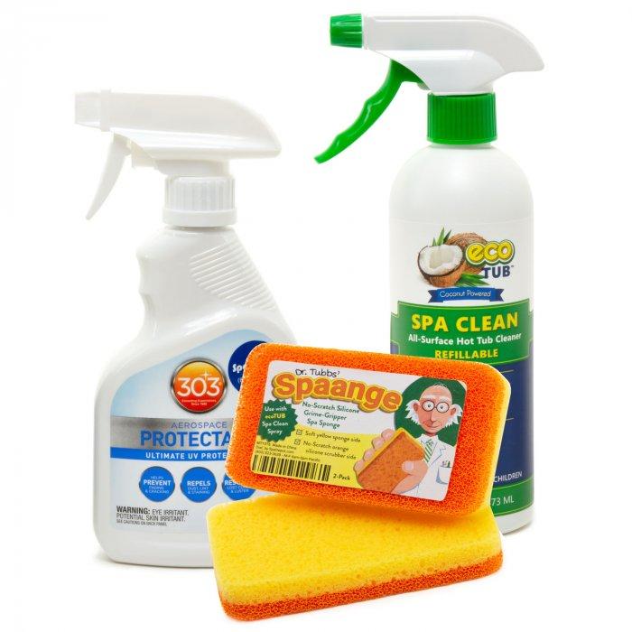 303, Spaange & Spa Clean