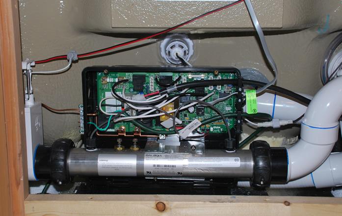 replacing your hot tub circuit board \u2013 hot tub blog spadepot com