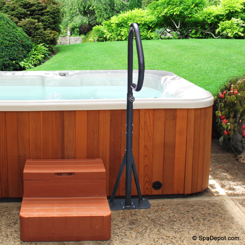 Guardian Hot Tub Handrail