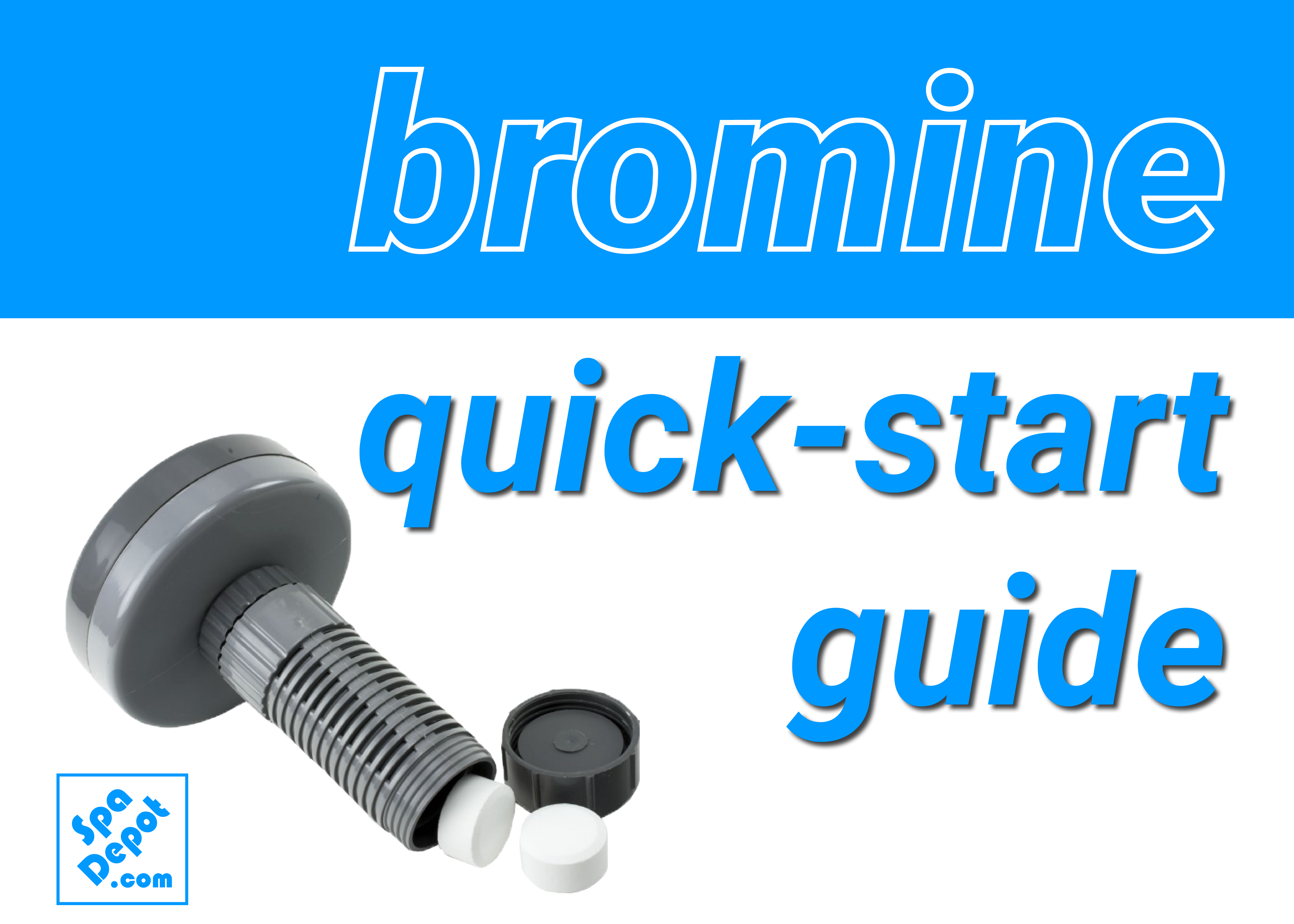 bromine quick start guide free download hot tub blog