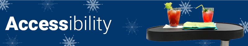 Accessibility - SpaCaddy