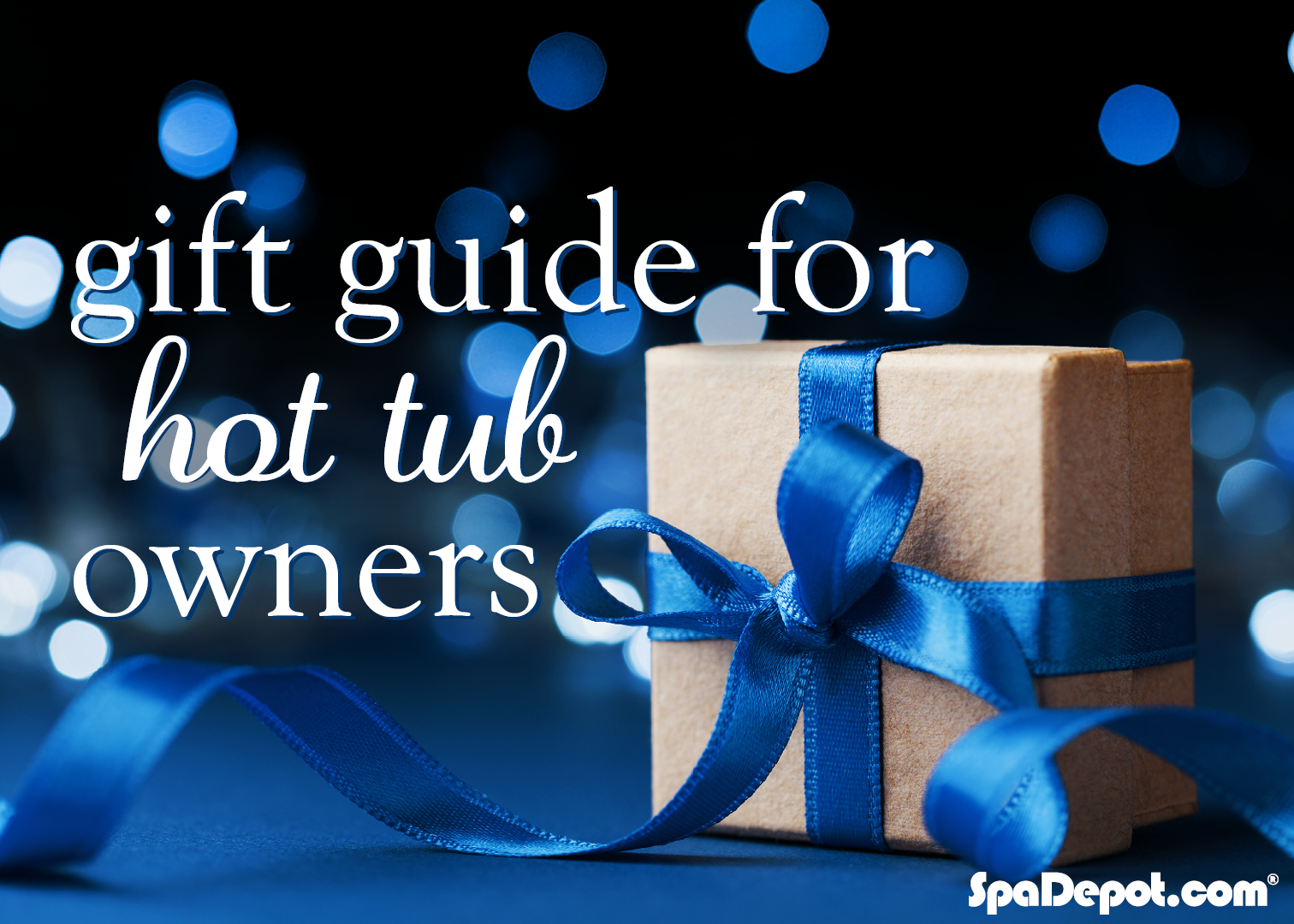 Gift Guide WordPress Cover Image