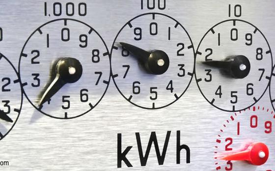 Power Meter kWh