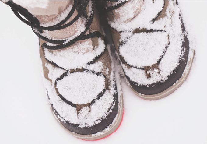 slip on snow boots